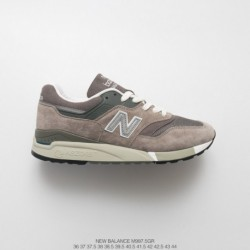 Ml997 Tiger's Choice New Balance Ml997.5 The Most Original Box Of The Market Retro Version UNISEX True Abzorb Cushioning Midsol