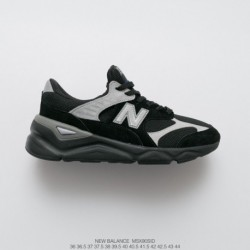 MSX90SID Deadstock Shoes FSR New Balance MSX90 Vintage Fusion With Performance Silhouettes Are Vintage Style