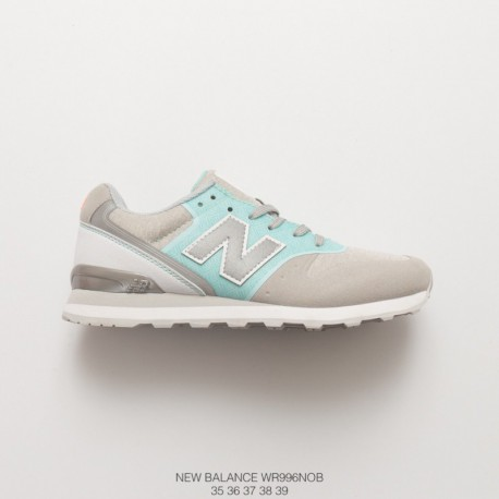 Wr996nob new balance classic womens new balance 996 womens smooth shoe design with delicate leather upper
