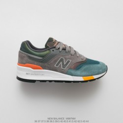 M997nm Factory Lacing UNISEX New Balance 997 Made In America Complete Set Of Mould Front And Rear Palm Section Combination Outs