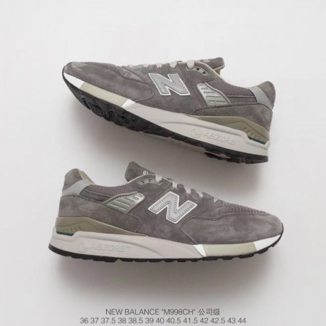 M998ch Factory Lacing New Balance 998 Made In America