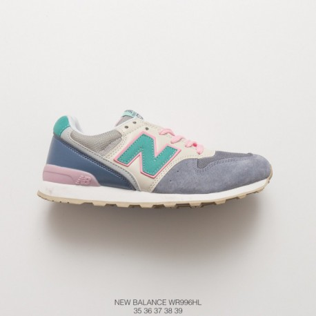 Wr996hl new balance classic womens new balance 996 womens smooth shoe design with delicate leather upper