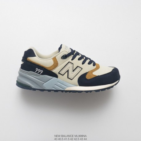 Ml999na Mens New Balance Nb999 Premium Made In America Original Set Of Real Slim Shoes Type Front And Rear Palm Segment Combina