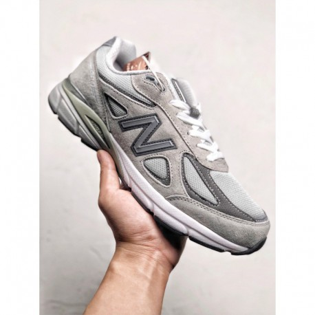 New balance / New Balance 990 Vintage Racing Shoes Exclusive 4-layer Combination Outsole Benefits Mould Develop True FSR