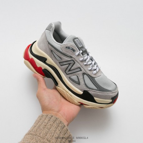 A big god on new balance / Instagram Design A Concept Map Of New Balance And The Popular Balenciaga Triple S Join