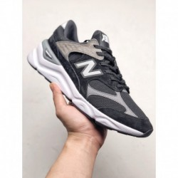 MSX90RLB New Balance X90 Vintage And Performance's Fusion Silhouettes Are All In Vintage Style
