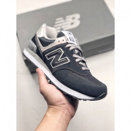puerta aprendiz Destino  Fake New Balance 574